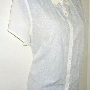 Columbia blouse size L